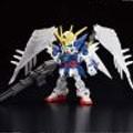 Model kit gunpla - gundam sdcs wing gundam zero