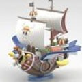 Model kit one piece grand ship - thousand sunny fly 12 cm