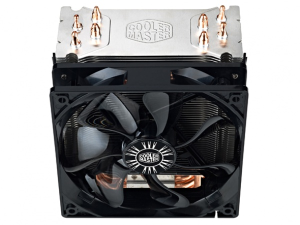 Ventola hyper212 evo universal tower cooler, 4 cdc heatpipes, 120mm 600-1600rpm pwm fan