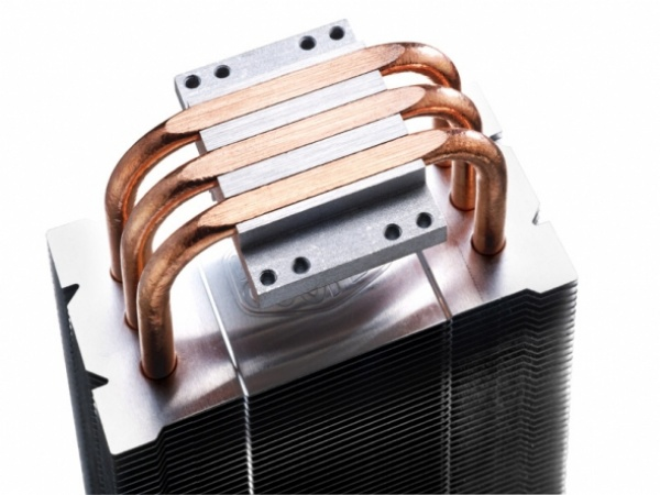 Ventola hyper tx3 evo universal tower, 3 direct contact heatpipe cooler, 92mm 800-2200rpm pwm fan