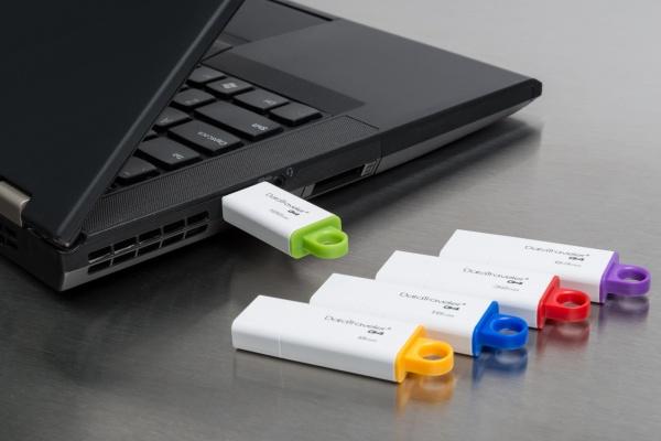 Pen drive 3.0 128gb kingston dtig4/128gb