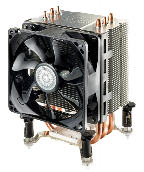 Hyper tx3i, tower, 92mm 800-2200rpm pwm fan, 3 x 6mm direct contact heatpipe, intel lga 115x / 775