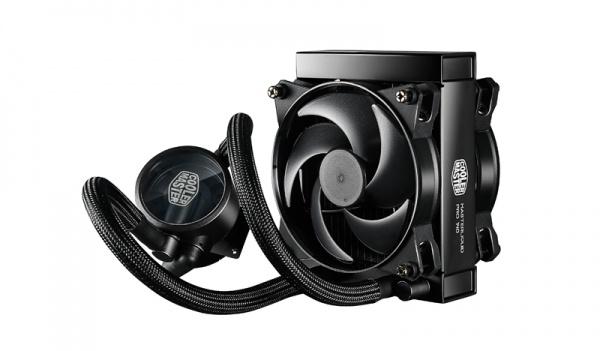 Dissipatore a liquido per cpu masterliquid pro 140, 140 x 38mm radiator, 2x 140mm fan, 650 - 2200 rpm, full socket support
