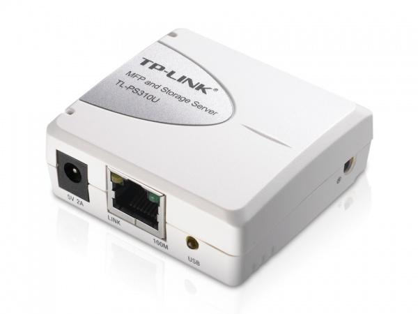 Tp-link 1xusb mfp print storage server