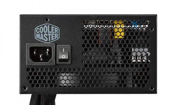 Alimentatore 650w masterwatt 80+bronze fan 120mm semi mod.