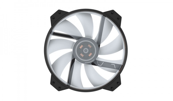 Ventola per case mf200r 200x200x25 800rpm 3 pin rgb led