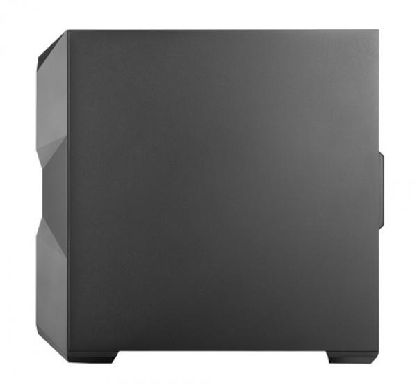 Case masterbox td500l, 2usb3,audio i&o,2x 2.5/2x 3.5,120mm black rear fan,radiator support,no psu
