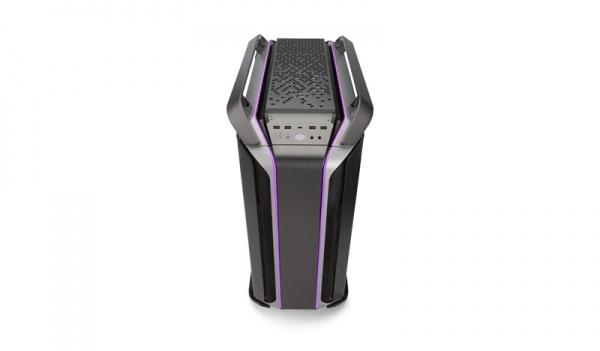 Case cosmos c700m, 4usb3, usb 3.1,fan speed e rgb control buttons,front 3x140mm fan rear 140mm fan,radiator supported