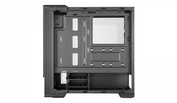 Case masterbox e500, 2usb3,1x 5.25 2x 2.5 2x 3.5,no psu black