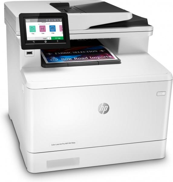Mf las col a4 fax lan f/r 27pp hp laserjet pro m479fdn mfp