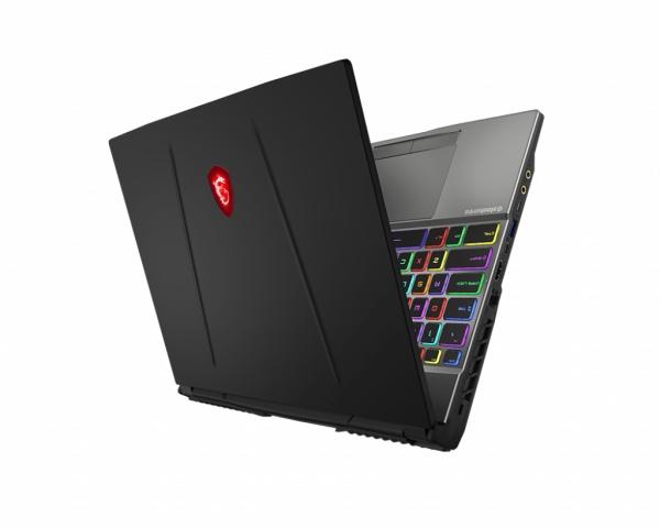 Notebook msi gp65 9sd leopard (gtx1660 ti), 15.6fhd 144hz ntcs, c.i7-9750h+hm370, 8gb*2, 256gb nvme ssd+1tb hdd, w10home, 6gb gddr6