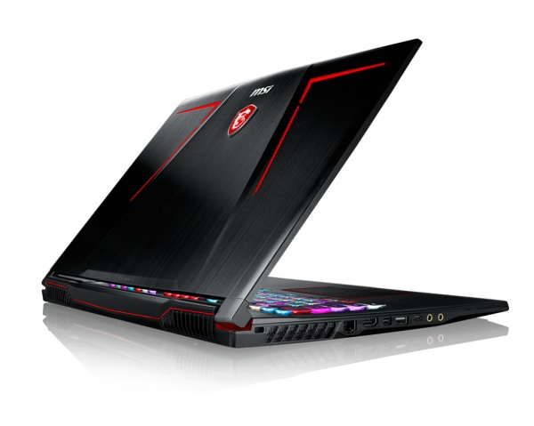 Notebook refurbished msi ge73vr 7rf raider (gtx1070),17.3fhd, ag 3ms,120hz wv 94% ntsc, i7-7700hq+hm175,8gb*2,256gbssd+1tb,w10