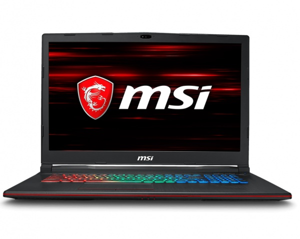 Notebook refurbished msi gp73 8re leopard (gtx1060), 17.3fhd 120hz wv 94%ntsc a.g. 3ms,c.i7-8750h+hm370,8gb*2,128gb nvme ssd+1tb