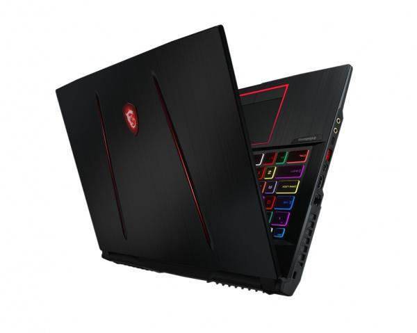 Notebook refurbished msi ge75 8rf raider(gtx1070),17.3fhd,ips,144hz ntsc72%,rgb, i7-8750h+hm370,8gb*2,256gb ssd+1tb,w10 home,8gbgddr5