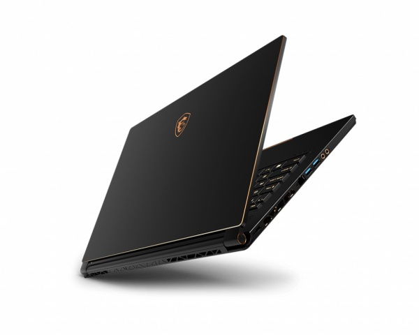 Notebook refurbished msi gs65 stealth 8se (rtx2060 6gb),15.6fhd,ips,thin bezel rgb col, c.i7-8750h+hm370,8gb*2,512gb nvme ssd,w10