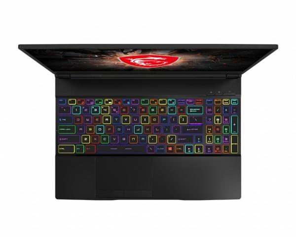 Notebook msi ge65 9se raider (rtx2060),15.6fhd 240hz thin bezel, rgb k.,c.i7-9750h+hm370,8gb*2,512gb nvme ssd+1tb hdd,w10h.,6gb gddr6