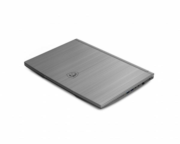 Notebook msi creator 15m a9sd (gtx1660ti),15.6fhd ips 144hz 72%ntcs thin bezel,c. i7-9750h+hm370,8gb*2,512gb nvme ssd,w10h.,6gb gddr6