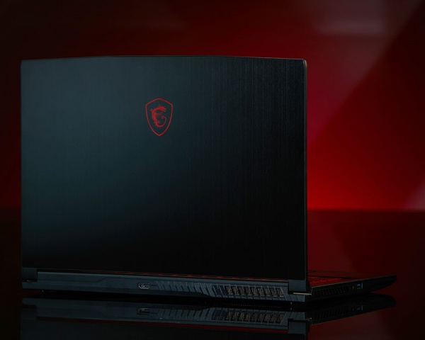 Notebook msi gf63 thin 9sc (gtx1650 maxq),15.6fhd 60hz ips 45%ntsc thin b.,red k.,c. i5-9300h+hm370,8gb*2,512gbnvmessd,w10h,4gb gddr5
