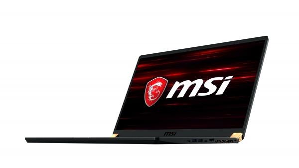 Notebook msi gs75 stealth 10sgs(rtx2080super maxq),17.3fhd 300hz thin bezel rgb,i9-10980hk+hm470,16gb*2,2tb ssd nvme,w10pro,8gb gddr6