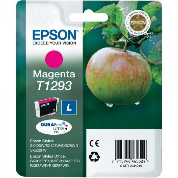 Cartuccia inkjet mela t1293 x bx305f magenta