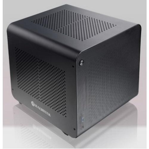 Raijintek case mini-itx metis evo als nero alluminio 0r20b00166