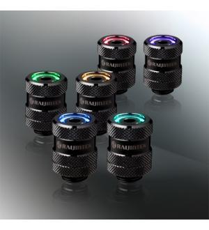 Raijintek hardtube pelias rgb 14mm g1/4 zoll (6 pack) 0r40b00085