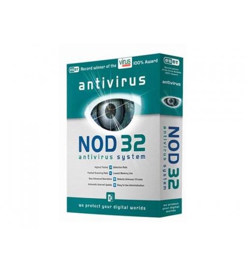 Antivirus 2u 1y nod32