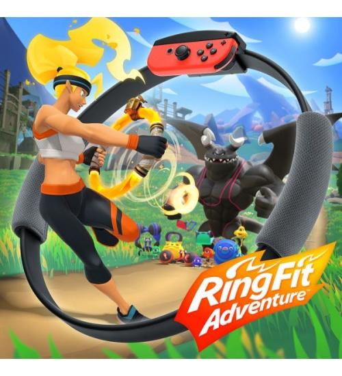 Hac ring fit adv ita game nintendo switch adventure