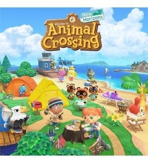 Hac hac animal crossing:new horizon ita switch dayone 20 /3