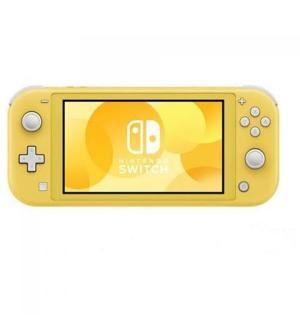 Nintendo switch lite giallo new