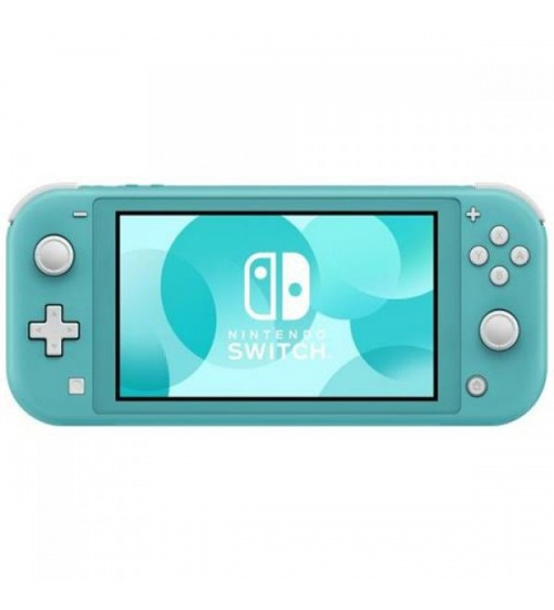 Nintendo switch lite turchese new