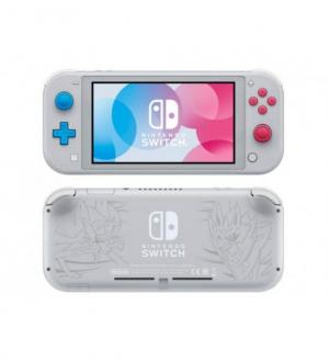 Nintendo switch lite zacian & zamazenta pokemon