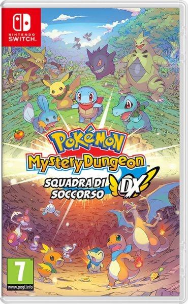 Hac pokemon mystery rescue dxtch ita switch