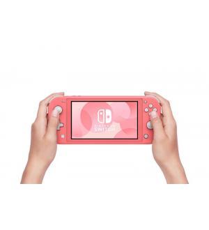 Nintendo switch lite corallo new