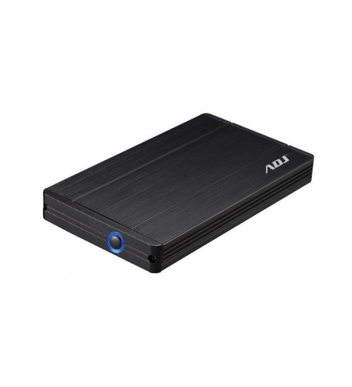 Box 2.5 sata to usb 3.0 max 2tb bk ah650 box max hdd 12,5 mm adj