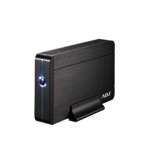 Box per hard disk esterno adj modello ah640 stone - formato 3.5`` sata