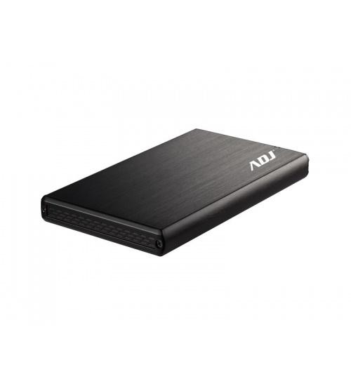Box 2.5 sata to usb 2.0 max 2tb bk ah621 box max hdd 9,5 mm adj