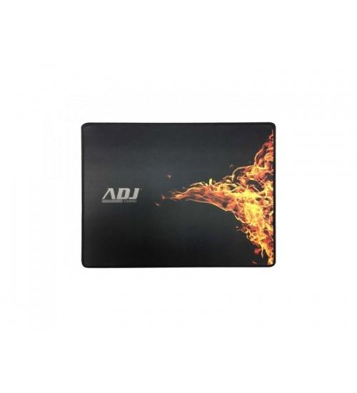 Tappetino mouse pad in gomma blazbk ripiegabile 300*400*3mm adj