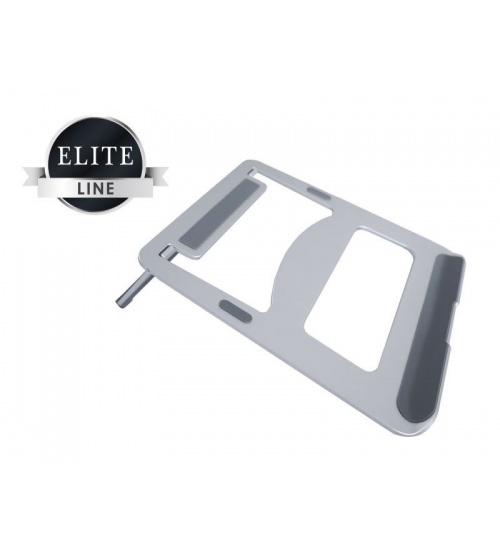 Supporto notebook 11/17 raise sl ripiegabile/portatile/alluminio adj