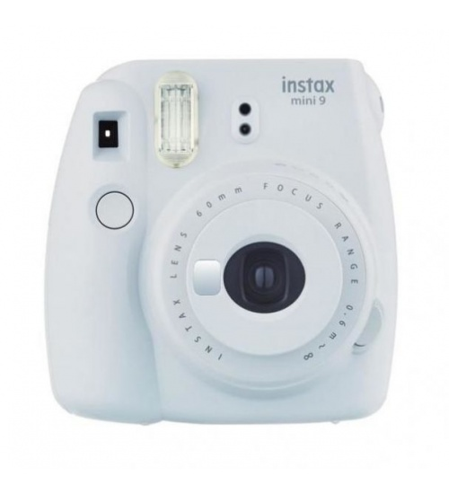 Fotocamera fuji instax mini 9 white somky