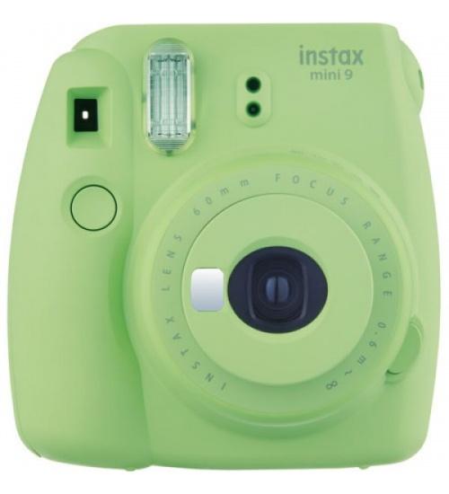 Fotocamera fuji instax mini 9 green lime