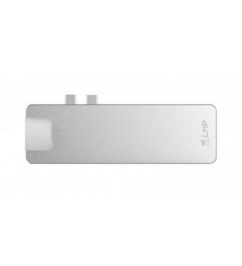 Dock compact lmp usb-c silver