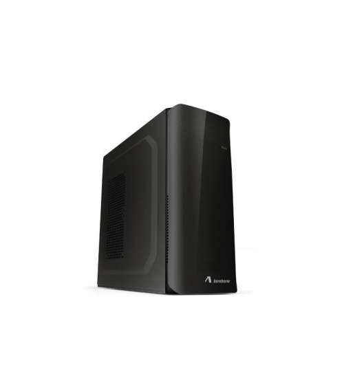 Case mid-tower no psu bk atx/microatx 1*usb2 1*usb3 adj