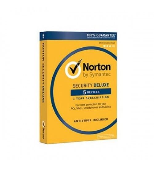 Int.sec. 1u 1y 5 dev norton deluxe 3.0