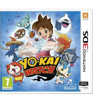 3ds yo-kai watch per nintendo 2dsxl /3ds