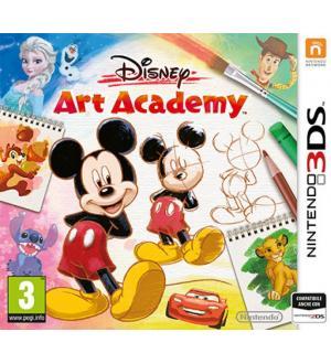 3ds 3ds disney art academy 2dsxl /3ds
