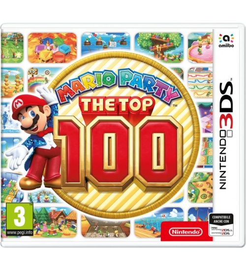 3ds 3ds mario party the top 100 /3ds