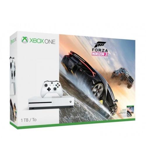 Microsoft xbox one s 1tb incl. forza horizon 3