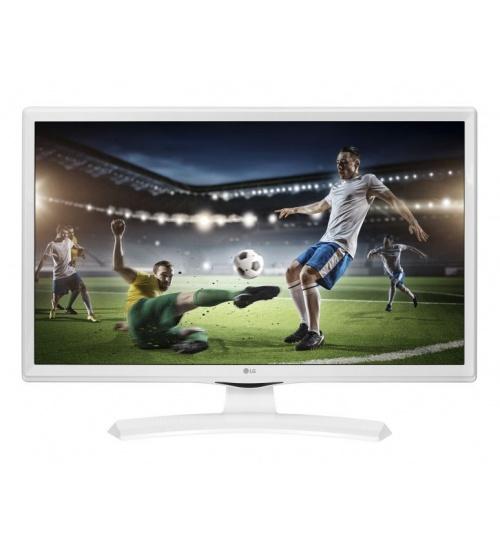 Tv monitor 23,6 lg hd white hdmi/usb/vesa