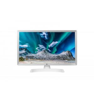 Tv monitor 24 lg hd white hdmi/usb/vesa